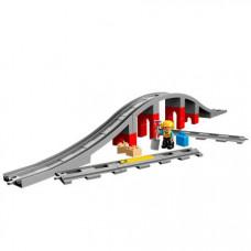 Железнодорожный мост 10872 Lego Duplo