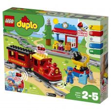 Поезд на паровой тяге 10874 Lego Duplo