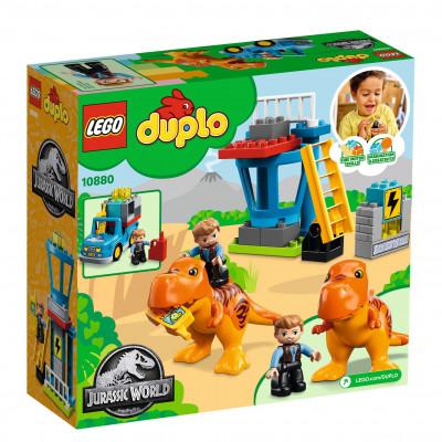 Башня тираннозавра 10880 Lego Duplo