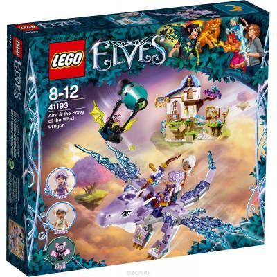 Эйра и дракон Песня ветра 41193 Lego Elves