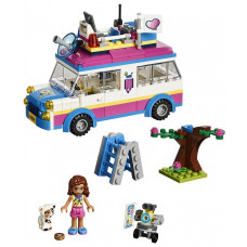 Передвижная научная лаборатория Оливии 41333 Lego Friends