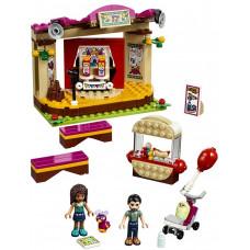 Сцена Андреа в парке 41334 Lego Friends