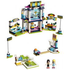 Спортивная арена для Стефани 41338 Lego Friends