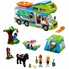 Дом на колёсах 41339 Lego Friends