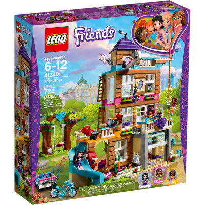 Дом Дружбы 41340 Lego Friends