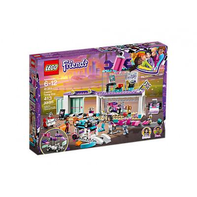 Мастерская по тюнингу автомобилей 41351 Lego Friends