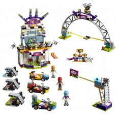 Большая гонка 41352 Lego Friends