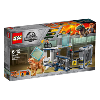 Побег Стигимолоха из лаборатории 75927 Lego Jurassic World