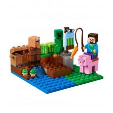 Бахчевая ферма 21138 Lego Minecraft