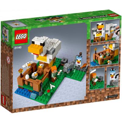 Курятник 21140 Lego Minecraft