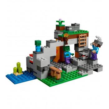 Пещера зомби 21141 Lego Minecraft