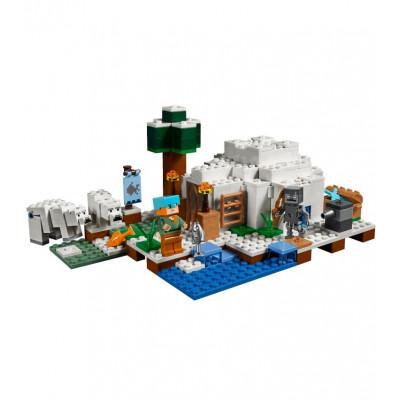 Иглу 21142 Lego Minecraft