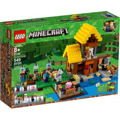 Фермерский коттедж 21144 Lego Minecraft