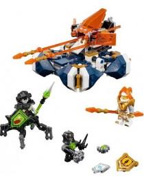 Летающая турнирная машина Ланса 72001 Lego Nexo Knights