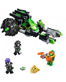 Боевая машина близнецов 72002 Lego Nexo Knights