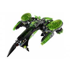 Бомбардировщик Берсерка 72003 Lego Nexo Knights