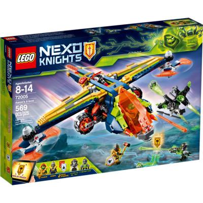 Аэро-арбалет Аарона 75005 Lego Nexo Knights