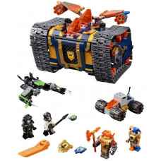 Мобильный арсенал Акселя 72006 Lego Nexo Knights