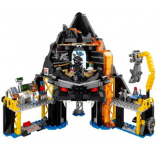 Логово Гармадона в жерле вулкана, 70631 Lego Ninjago Movie