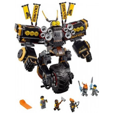 Робот землетрясений, 70632 Lego Ninjago Movie