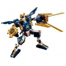 Киллоу против Самурая Икс 70642 Lego Ninjago