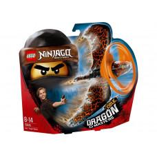 Коул — Мастер дракона 70645 Lego Ninjago