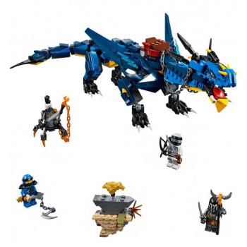 Вестник бури 70652 Lego Ninjago