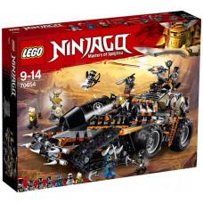 Стремительный странник 70654 Lego Ninjago