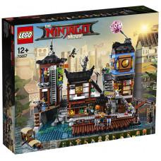 Порт Ниндзяго Сити 70657 Lego Ninjago