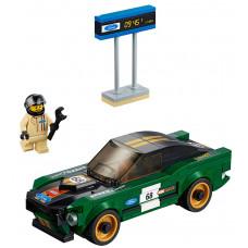 1968 Форд Мустанг Фастбэк 75884 Lego Speed Champions