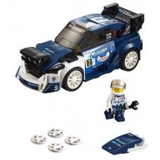 Форд Фиеста M-Sport WRC 75885 Lego Speed Champions