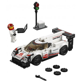 Porsche 919 Hybrid 75887 Lego Speed Champions