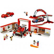Гараж Ferrari 75889 Lego Speed Champions