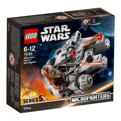 Сокол Тысячелетия 75193 Lego Star Wars