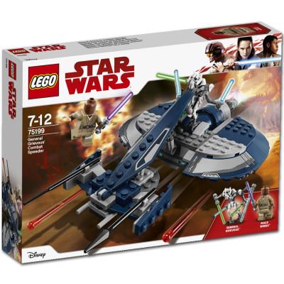 Боевой спидер генерала Гривуса 75199 Lego Star Wars