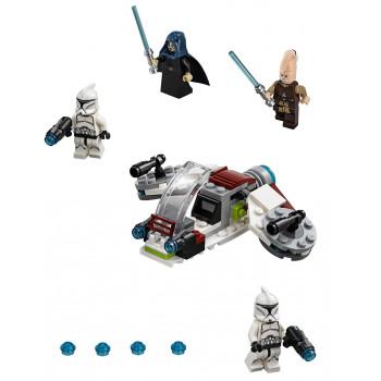 Боевой набор джедаев и клонов-пехотинцев 75206 Lego Star Wars