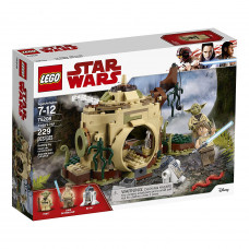 Хижина Йоды 75208 Lego Star Wars
