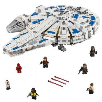 Сокол Тысячелетия на Дуге Кесселя 75212 Lego Star Wars