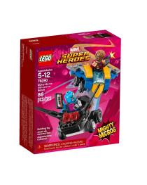 Звёздный Лорд против Небулы 76090 Lego Super Heroes