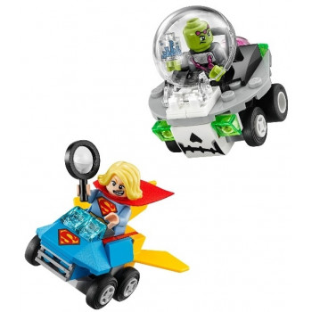 Супергёрл против Брейниака 76094 Lego Super Heroes