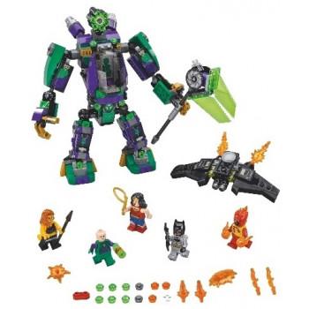 Сражение с роботом Лекса Лютора 76097 Lego Super Heroes