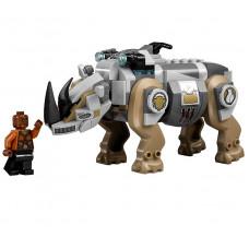 Поединок с Носорогом 76099 Lego Super Heroes