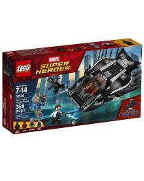 Нападение Королевского Когтя 76100 Lego Super Heroes