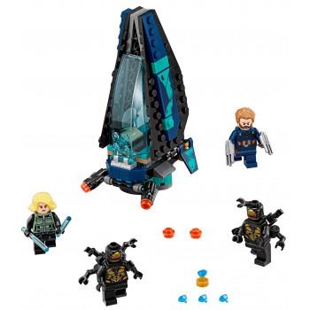 Война бесконечности: Атака всадников 76101 Lego Super Heroes