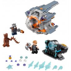 Война бесконечности: В поисках оружия Тора 76102 Lego Super Heroes