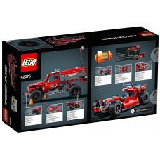 Пожарный внедорожник 42075 Lego Technic