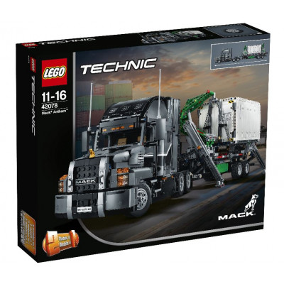 Грузовик Mack Anthem 42078 Lego Technic