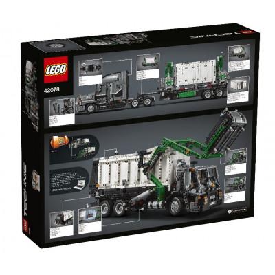 Грузовик Mack Anthem 42078 Lego Technic