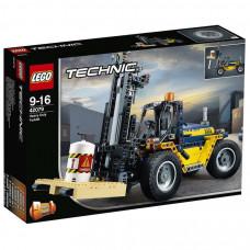 Сверхмощный вилочный погрузчик 42079 Lego Technic