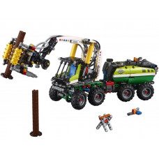 Лесозаготовительная машина 42080 Lego Technic